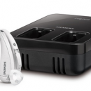 Cellion primax, l'aide auditive rechargeable par induction, par Signia