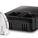 Cellion primax, l'aide auditive rechargeable par induction, par Signia