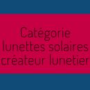 Silmo d'Or 2019: les 5 nominés de la catégorie « Lunettes solaires créateur lunetier »