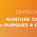 Silmo d'Or 2021: présentation des 5 nominés dans la catégorie « Monture optique – Marques & griffes »