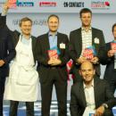 Alain Afflelou élu meilleur réseau d'Opticiens de l'année 2016 et Service Client