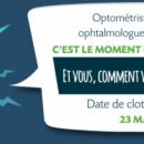 Opticiens et optométristes, comment voyez-vous l'avenir? Répondez à l'enquête de l'AOF