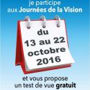 Devenez acteurs de la prévention en participant aux Journées de la Vision 2016