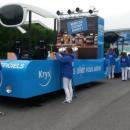Krys, opticiens officiels du Tour de France: l'étape avec Benoît Potterie et ses collaborateurs