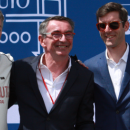 Jean-François Penillard, opticien remporte le Tour Auto Optic 2000