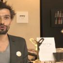 TV Reportage Silmo: Lucas de Staël d'Undostrial conjugue matières industrielles, nobles et naturelles