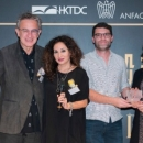 Morel récompensé pour sa collaboration avec Nathalie Blanc