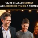 Varilux X series: nouvelle campagne Essilor à découvrir sur Acuité!