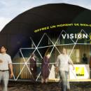 Nikon crée un spa dédié au bien-être des yeux pour son Vision Tour 2018
