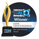 Hoya EyeGenius récompensé au Vision X de Dubai