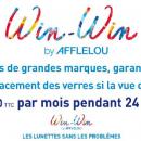 Win-Win: la nouvelle offre « révolutionnaire » d'Alain Afflelou