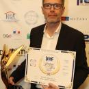 Un audioprothésiste Afflelou remporte le trophée d'Or du Meilleur Franchisé de France