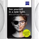 Vous pourrez bientôt montrer à vos clients le niveau de protection UV de son équipement optique