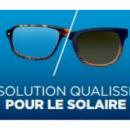 Essilor poursuit son combat pour une 2e paire utile et de qualité en élargissant l'offre Qualissime