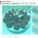 Illusion d'optique: Non, ces fraises ne sont pas rouges!