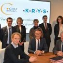 Myopie: une étude inédite menée par le CHU de Poitiers et Krys Group
