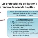Renouvellement des lunettes: le financement des protocoles de coopération prolongé