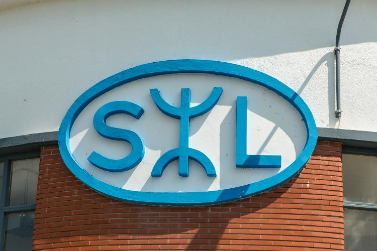 Le logo historique du SL Lab