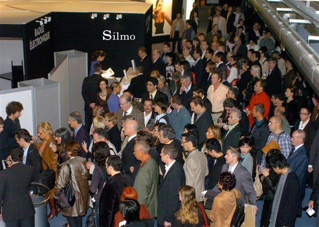Dès vendredi matin, les visiteurs se pressaient à l'ouverture du Silmo