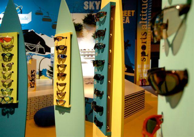 La lunette de sport solaire ou correctrice, plus qu'une niche, un veritable marché à développer