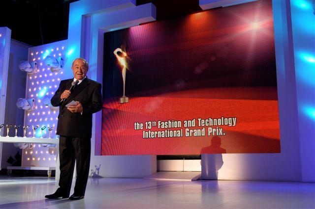 Guy Charlot, Président du Silmo, ouvre la 13ème cérémonie des Silmo d'or
