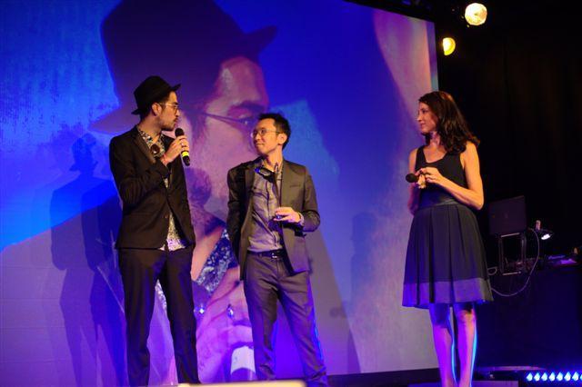 Prix Coup de Coeur  MASUNAGA avec « Masunaga GMS Limited 2013 »