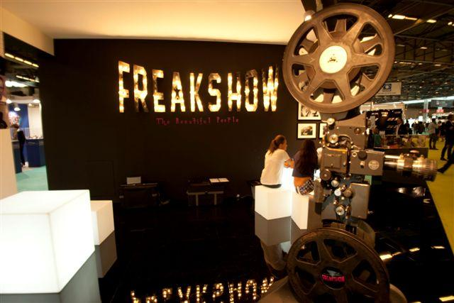 Ambiance cinéma chez Freakshow