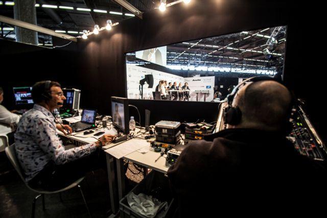 Les coulisses du Studio TV by Acuité