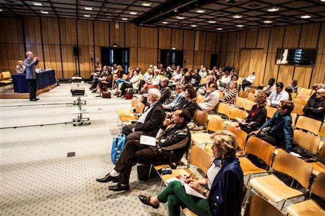 La salle de conférence Silmo Academy