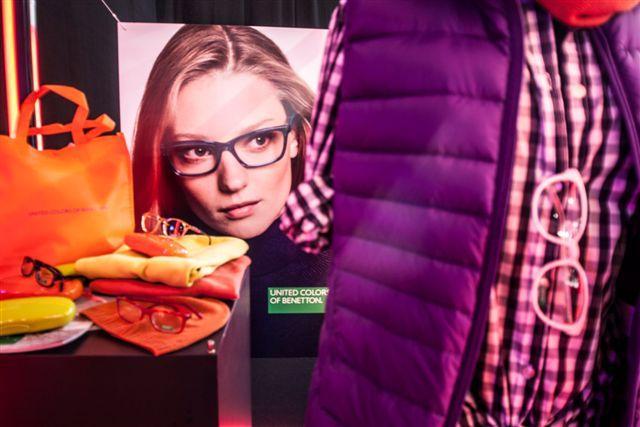 Montures United colors of Benetton sur l'espace Fashion Style