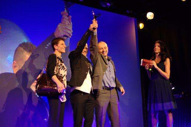 Silmo d'or catégorie Monture Innovation Technologique : CIDI avec « 3MOMI Tech »