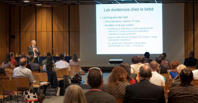 Conférence Silmo Academy 2011