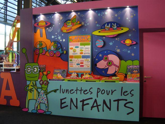 Lunettes pour les enfants chez Lafont