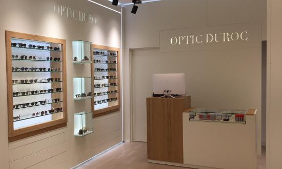Les 39 magasins Optic Duroc disposeront de ce nouveau concept d'ici 3 ans.