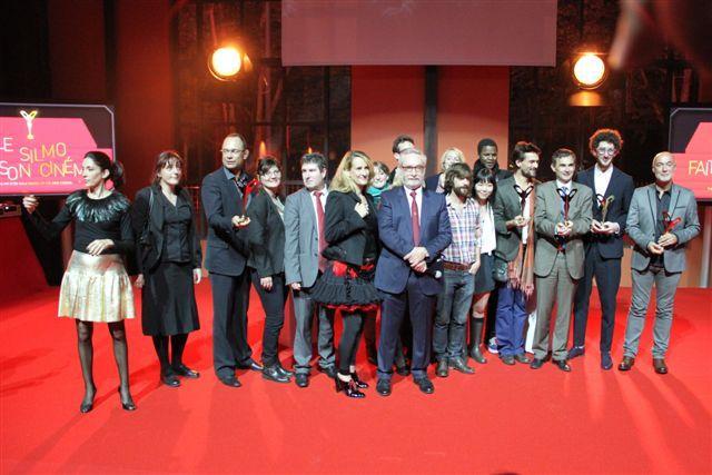 Ensemble des gagnants Silmo d'or 2012