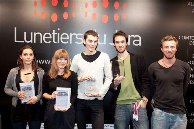 Gagnants du prix des Lunetiers du Jura