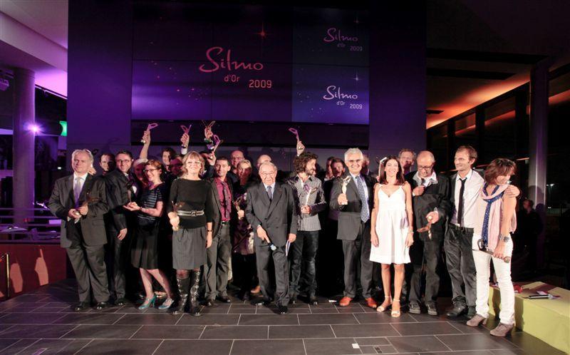 Tous les vainqueurs des Silmo d'Or 2009
