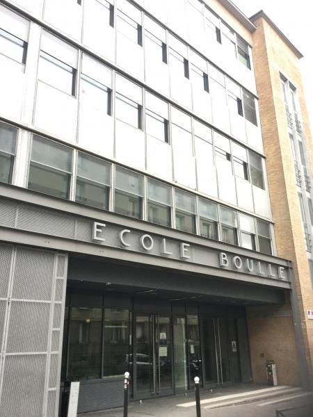 La prestigieuse école Boulle, à Paris, a accueilli  pour la première fois le Concours de Design des Lunetiers du Jura