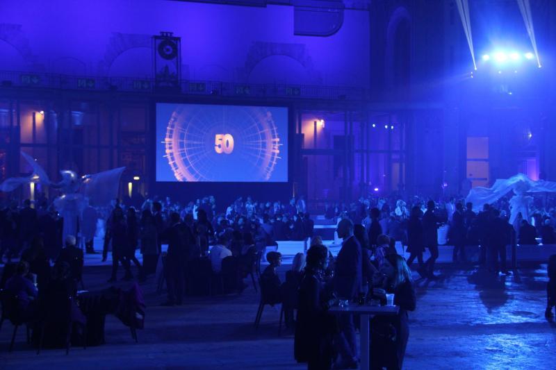 Plus de 3 500 personnes étaient réunies pour cette soirée exceptionnelle. ©Acuité 2017