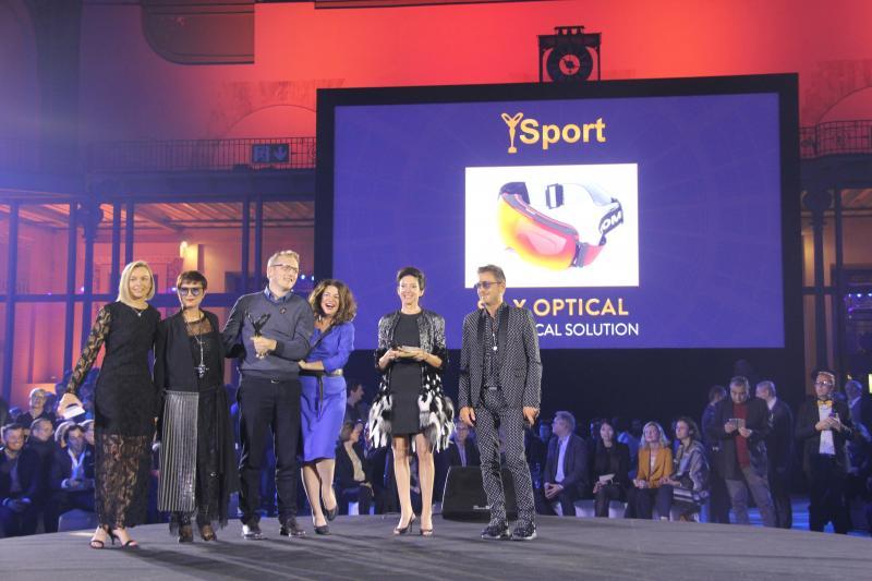 Catégorie « Equipement de sport» : SK-X Optical avec « SK-X Optical Solution ». ©Acuité 2017