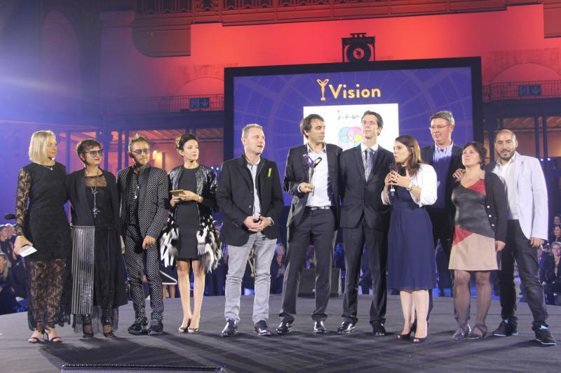 Catégorie «Vision» : NOVACEL avec «BINOVA IFLEX multifocale sclérale». ©Acuité 2017