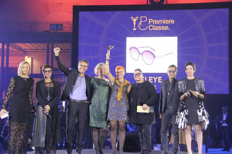 Prix du salon Première Classe : FLEYE avec «Fox».©Acuité 2017