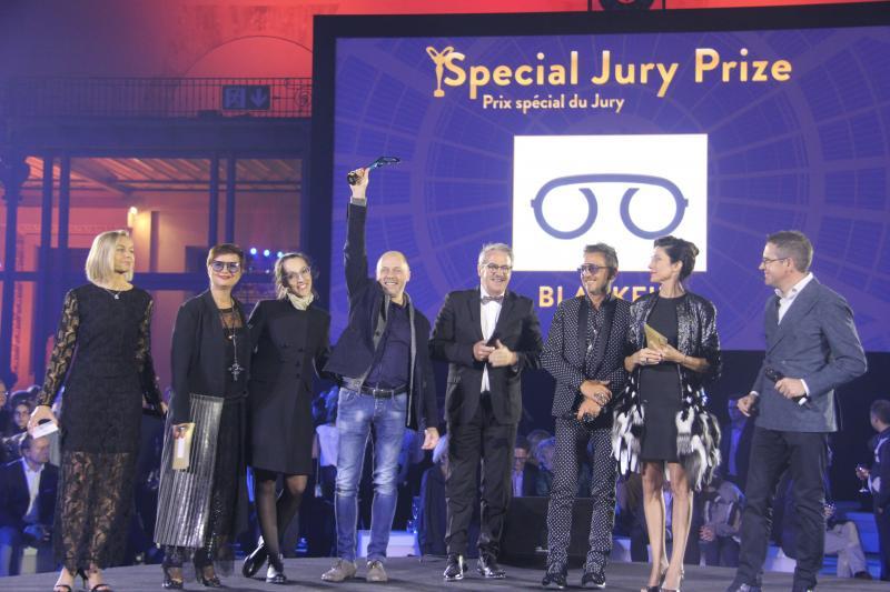 Prix spécialdu Jury : BLACKFIN avec «Arc».©Acuité 2017