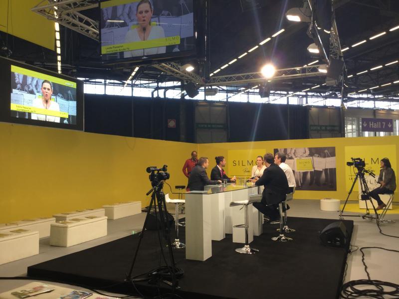 Petit passage sur le plateau Acuité TV pour voir le débat sur la valorisation du côté technique de l'opticien lunetier