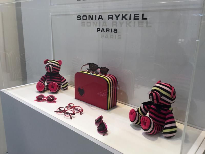 Lancement de la gamme Sonia Rykiel enfant