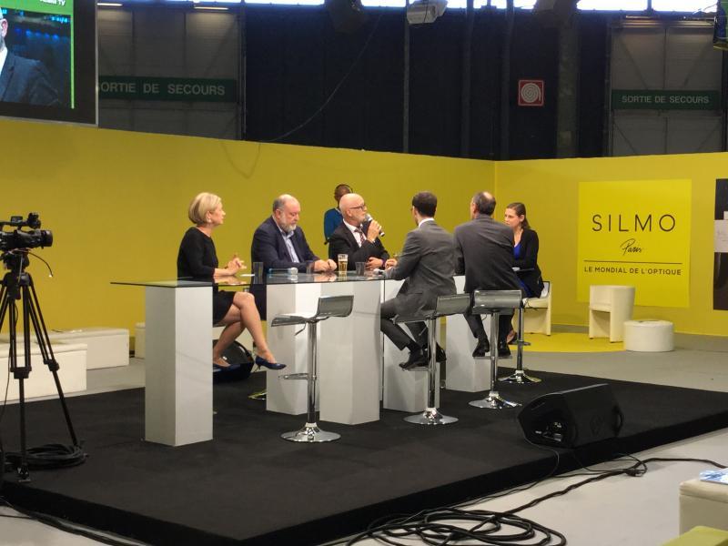 Débat Acuité TV sur la délagation des tâches pour les opticiens
