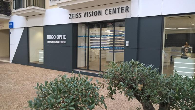 Ouverture du premier Zeiss Vision Center à Lunel (34)