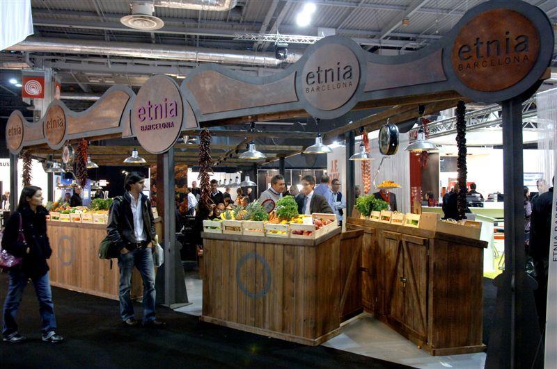 Fruits et legumes signe chez Etnia Barcelona
