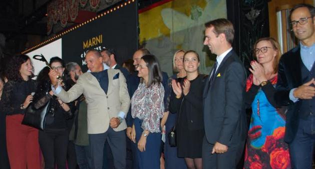 Marchon est lauréat dans la catégorie monture optique « tendance mode » avec Marni « ME 2623 »