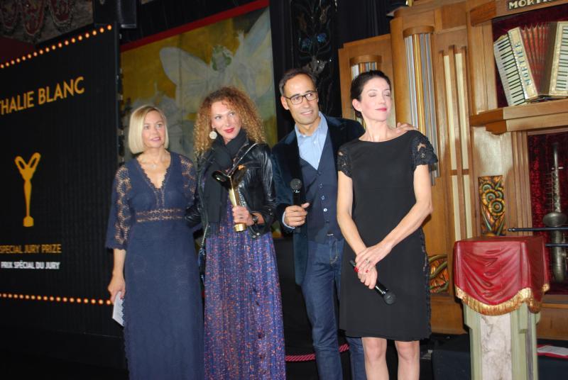 Prix spécial du jury pour Nathalie Blanc